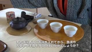 牧之原の深蒸し茶を手軽に美味しく淹れる方法 日本語