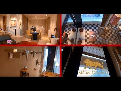 MGM Skylofts Room Tour