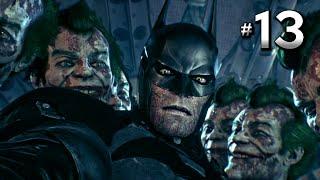 Batman Arkham Knight · Knightmare Walkthrough Part 13 · Pursue Scarecrow (PS4 PC XB1)