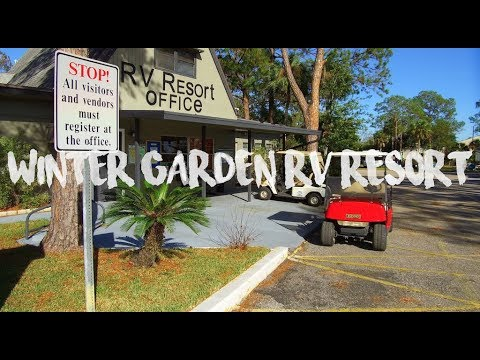 winter garden rv resort review thousand trails encore 63 - Winter Garden Rv Resort