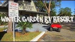 Winter Garden RV Resort Review - Thousand Trails (Encore) (63)