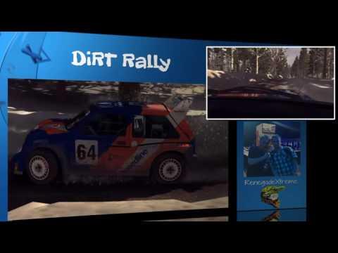 DiRT Rally PlayStation Forum League - Hamra / MG Metro 6R4