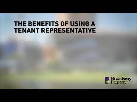 Video: The Benefits of Using a Tenant Representative