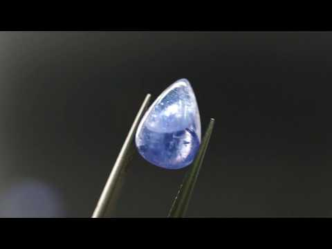 丹泉石(坦桑石 Tanzanite) 裸石 [ DCT Collection 小資珠寶 ]