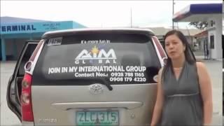 AIM GLOBAL testimony,mahirap mabuntis