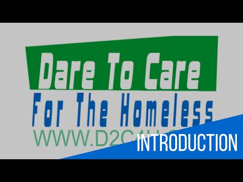 Introduction to Dare to Care for the Homeless