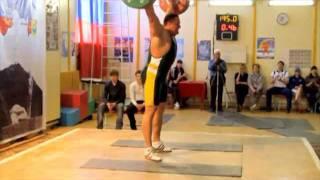 Mikhail Koklyaev. Return to weightlifting.