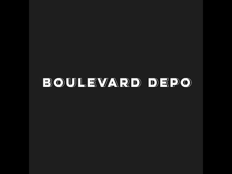 Boulevard Depo - Социальный организм (Unreleased)