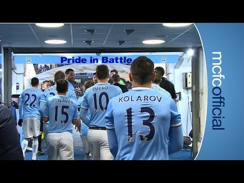 TUNNEL CAM City 5-0 Blackburn