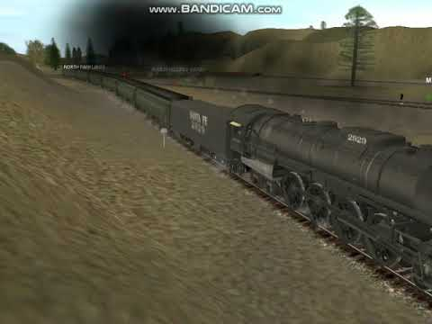 American Trainz ATSF 2900 Promo (Official)