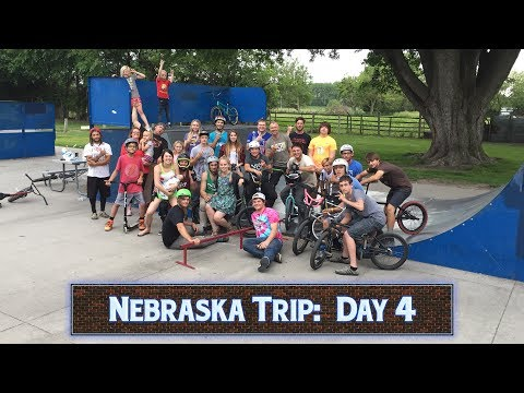 Nebraska Trip Day 4 - Three Parks One Day