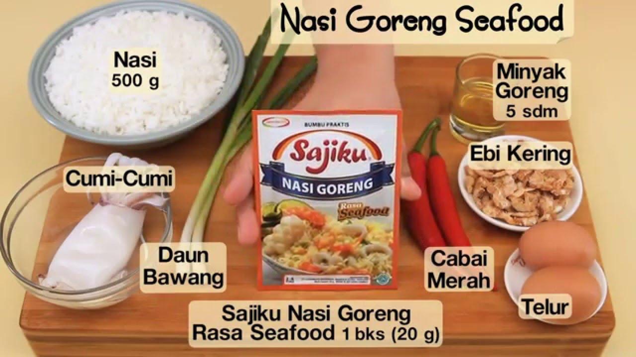 Dapur Umami - Nasi Goreng Seafood - YouTube