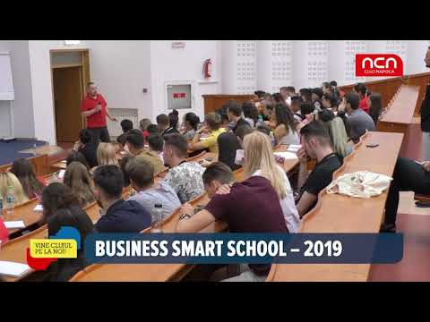 Vine Clujul pe la noi - Business Smart School