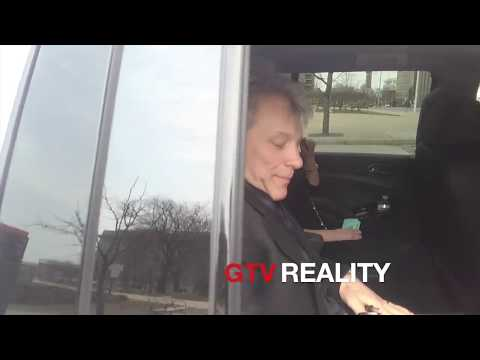 Jon Bon Jovi taking care of family on GTV Reality