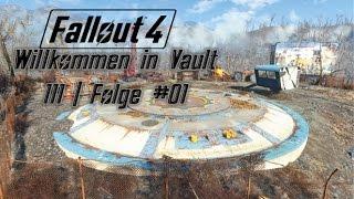 vault 111 fo4   modded survival   folge 01