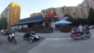 Ужгород день мотоциклиста 2017