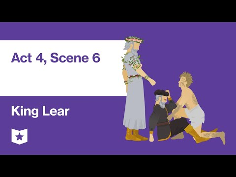 King Lear By William Shakespeare | Act 4, Scene 6