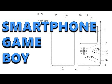 Nintendo Want to Turn Your Smartphone into a Game Boy