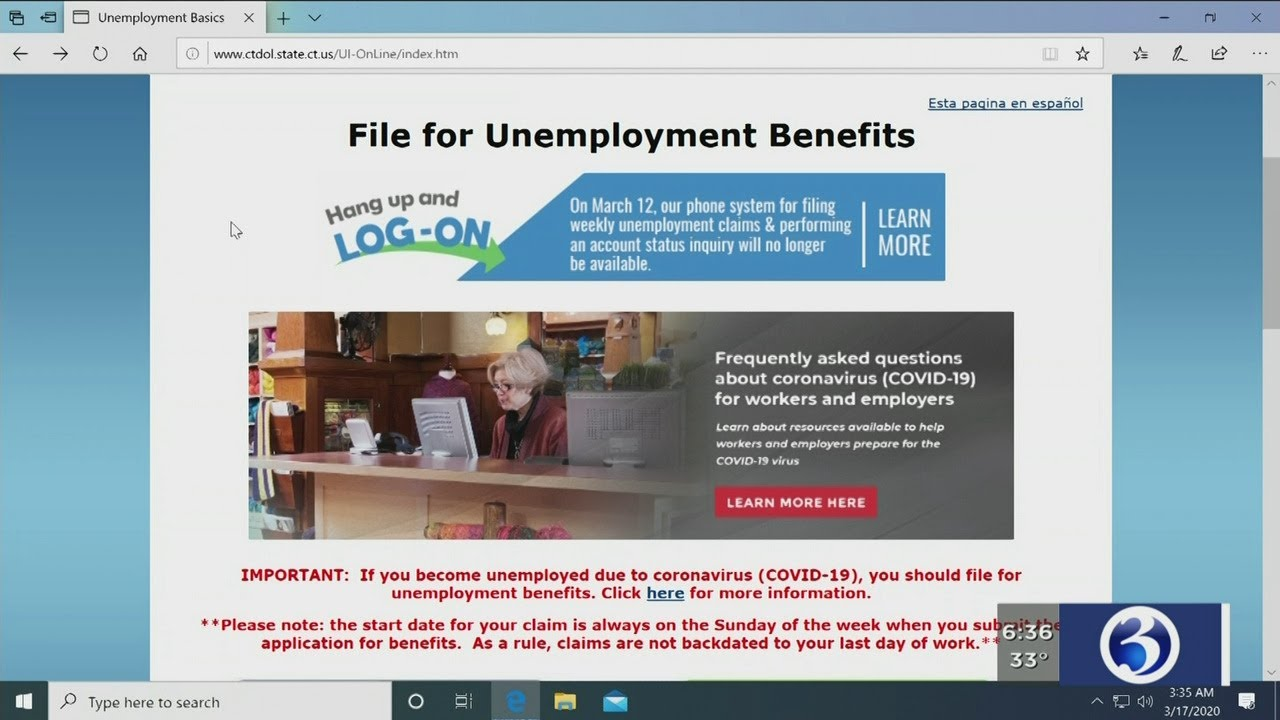 New York State Department of Labor sees spike in unemployment ...