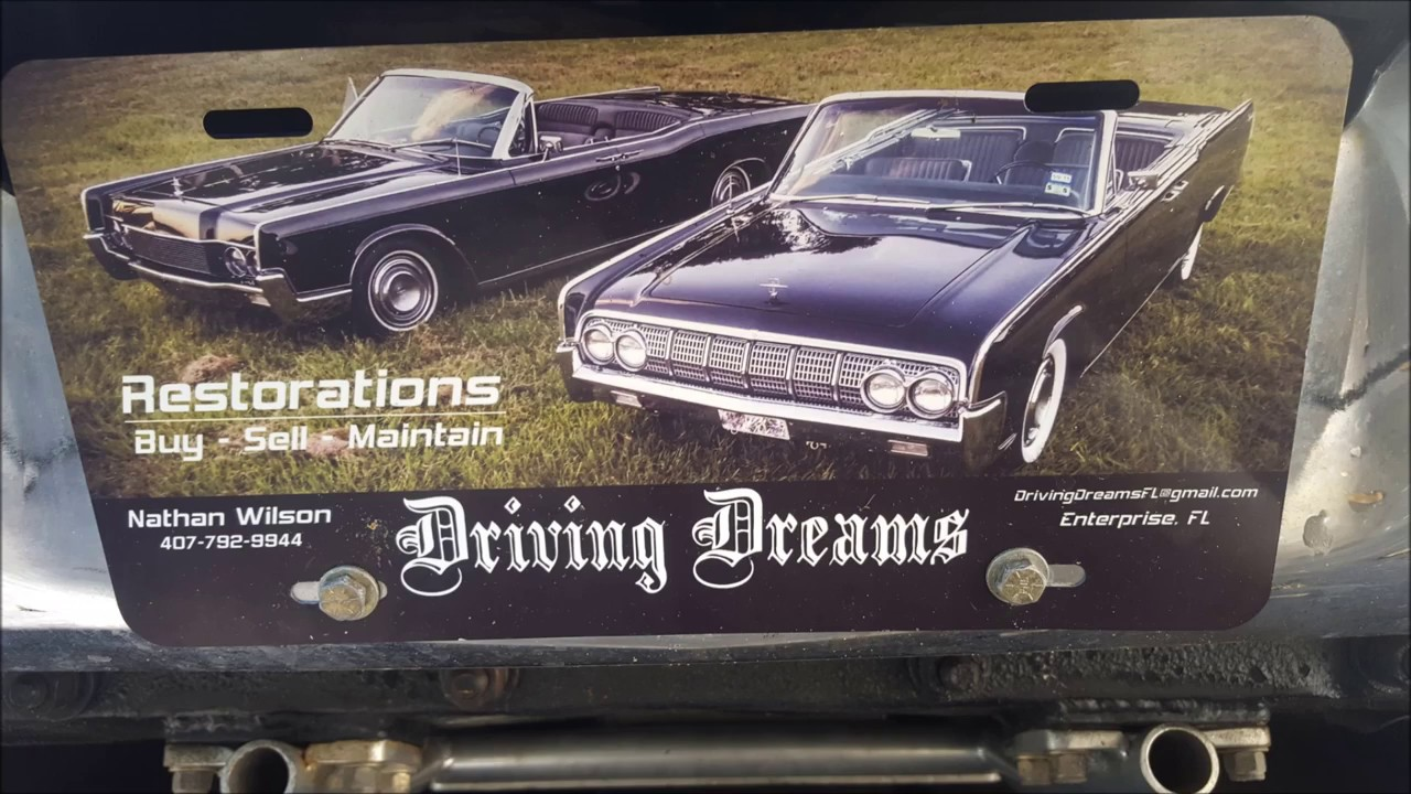 1964 lincoln continental custom wiring harness driving dreams rh youtube com