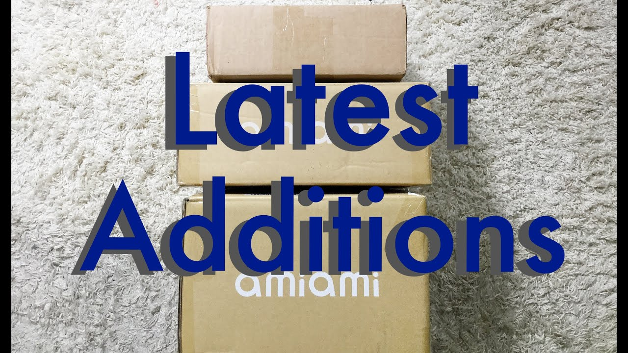 Latest Additions #213 Action Figure Review Preview + Blu Ray Haul