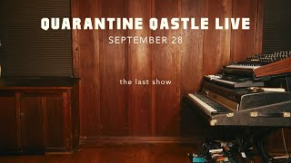 QQ LIVE september 28 -the last free one!