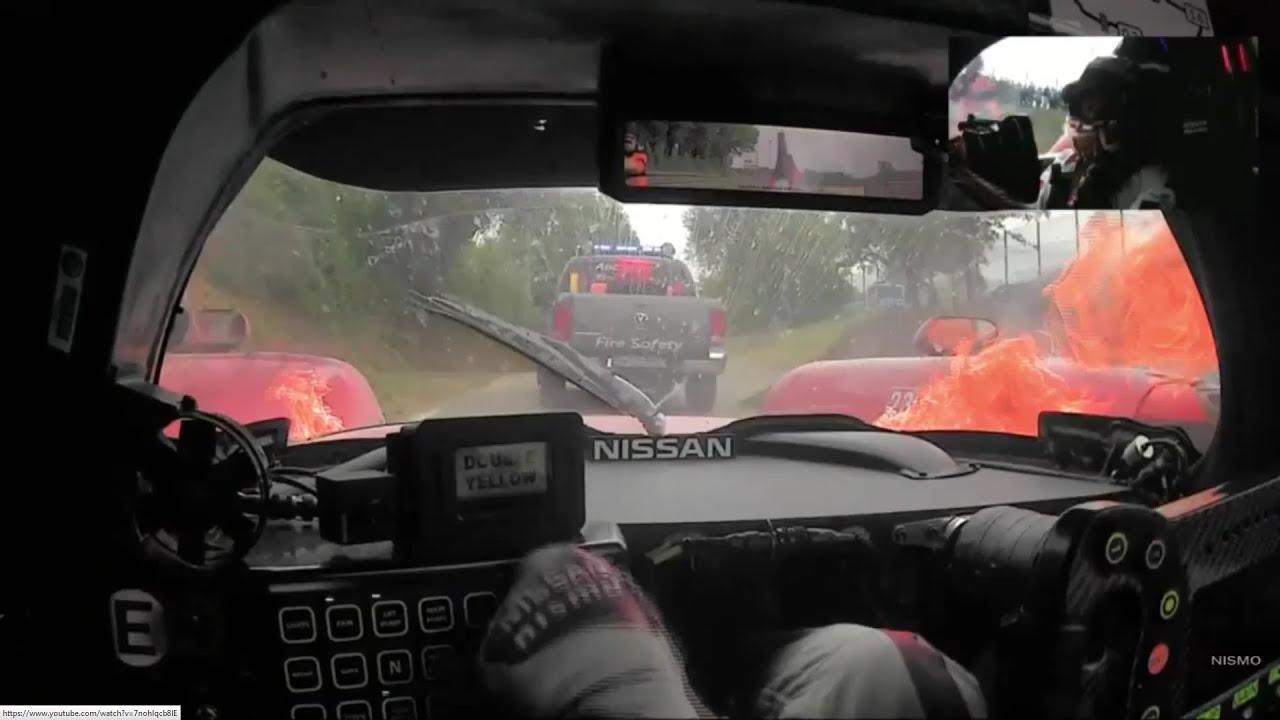Nissan GTR-LM Nismo, un flop troppo futuristico 6