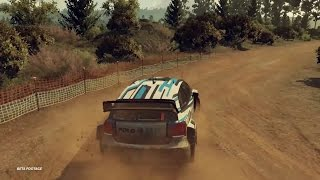 WRC 5 First Gameplay: Rally de Portugal with VW Polo R WRC (2015) - Official Rally Game HD