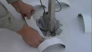 How to seal a RV roof leak