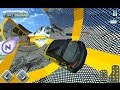 Free Car Extreme Snow Racing stunts -Best Android Gameplay HD