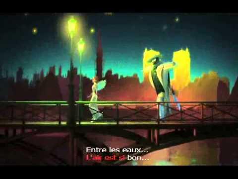La Seine karaoke version