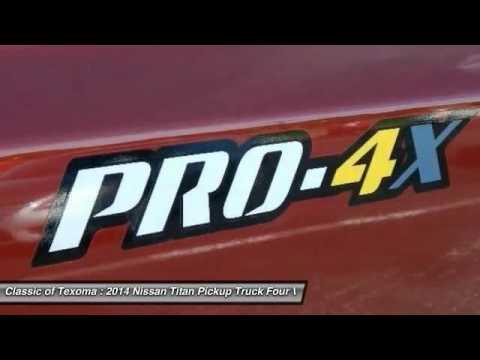 2014 Nissan Titan Denison Sherman Durant N505515P