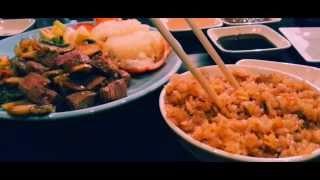 Hibachi and Sushi with Mac at Tsukasa of Tokyo