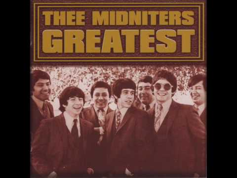Thee Midniters - It'll Never Be Over For Me