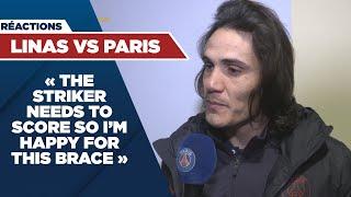 VIDEO: POST MATCH INTERVIEW : LINAS-MONTLHERY  vs PARIS SAINT-GERMAIN