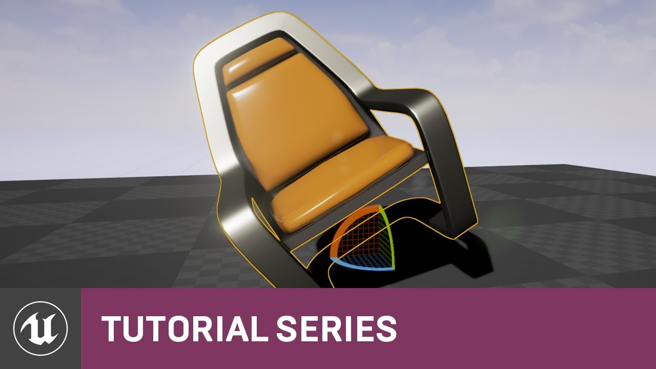 Intro to the Editor: Rotating Objects | 07 | v4 7 Tutorial Series | Unreal  Engine