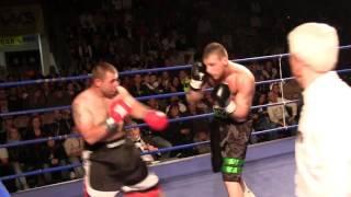 Boxe -  Mirco Ricci vs Norbert Nagy