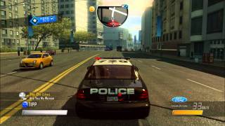 DRIVER SAN FRANCISCO GAMEPLAY POLICE PC