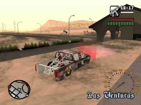 GTA SAN เทสรถวิ่ง 2 วิ 840km/h