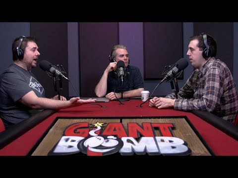 Giant Bombcast 499: The Huge Dudes
