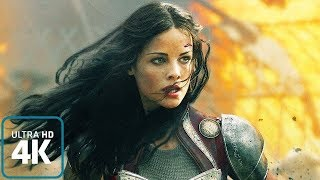 Lady Sif: All Fight Scenes from the films
