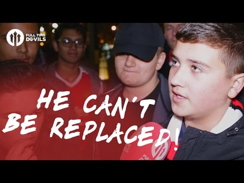 He Can't Be Replaced!   Manchester United 4-1 Fenerbahçe   FANCAM