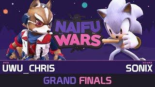 Grand finals of Naifu Wars #11! This event had 147 entrants. Full r...
