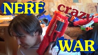 Crazy Nerf War
