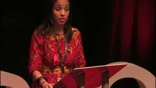 Rage for Change - Ndidi Nwuneli at TEDxEuston
