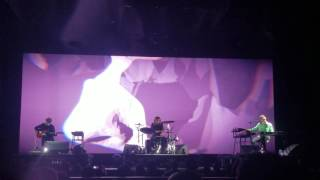 James Blake - I Need a Forest Fire - NYC - 10.03.16