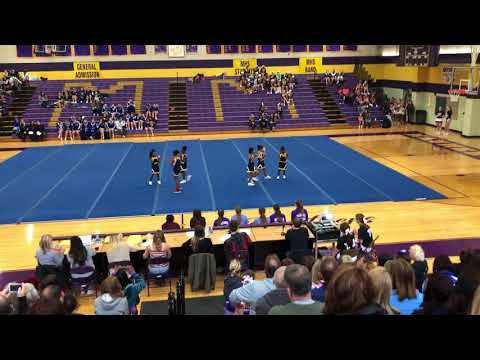 Imagine Madison Avenue School Of Arts - Cheerleading Competition