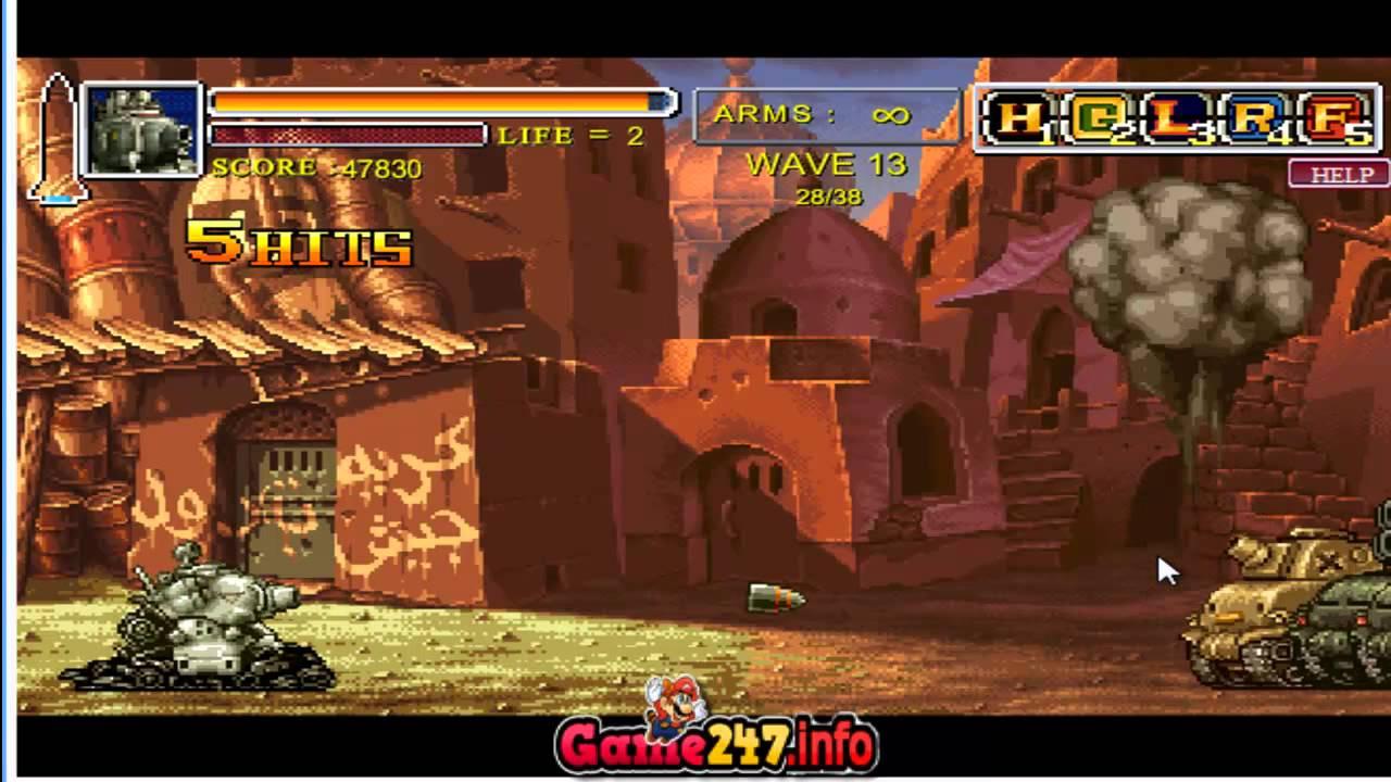 Game bắn súng Metal Slug Death Defense, GAME BẮN SÚNG HAY ...
