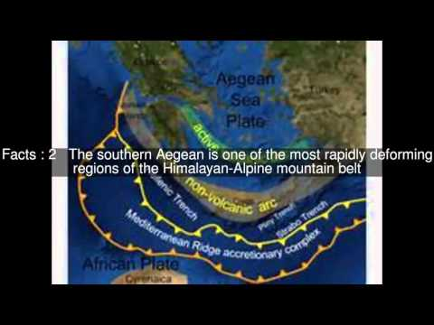 South Aegean Volcanic Arc Top  #5 Facts