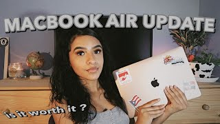 """UPDATED MacBook Air Review 